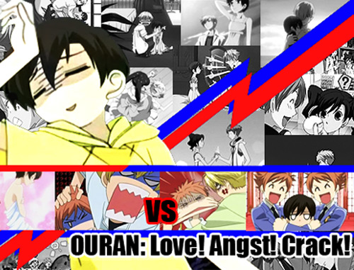 Ouran: Love! Angst! Crack!